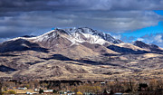 Emmett Photography Posters - Squaw Butte Poster by Robert Bales