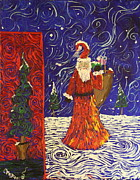 Saint Nick Originals - Squiggle Christmas by Stefan Duncan