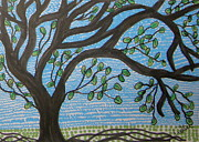 Marcia Weller-Wenbert - Squiggly Tree
