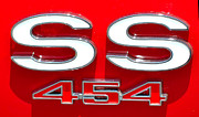 454 Photos - SS 454 badging by Mark Spearman