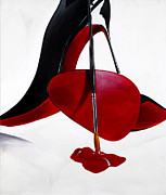 Gallerie Ak Art - ST 26 Christian Louboutin by Surita Tondon