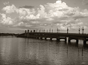 Richard Anderson - St. Augustine Bridge and...