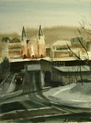 Amy Burris - St Bernard Church