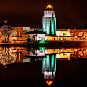 Charles River Art - St. Charles Municipal Building by Randy Scherkenbach