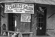 David Millenheft - St Charles Saloon