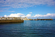 St Ives Cornwall Print by Terri  Waters