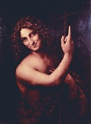 1513 Prints - St John the Baptist Print by Pg Reproductions