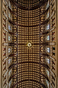 Andy Crawford - St. Joseph Church ceiling