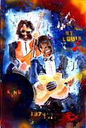 B.b.king Paintings - St. Louis Blues by John Dunn