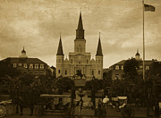 Andrea Anderegg  - St Louis Cathedral - New...