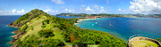 Gregory Dyer - St Lucia - Rodney Bay Panorama - 01