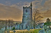 St Margaret Photo Prints - St Margaret of Antioch Print by Alex Bradley