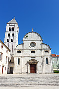 Borislav Marinic - St Marys church Zadar