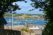 Stephen Rees - St Marys harbour from...