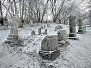 Mark Dottle - St Matthews Cemetery Snow
