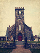 Canada Photos - St. Pauls Anglican Church  by Zinvolle Art