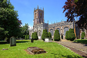 St Photos - St Peters Church - Tiverton by Joana Kruse