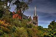 Harpers Ferry Photos - St. Peters of Harpers Ferry by Lois Bryan