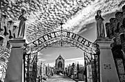 Kathleen K Parker - St Rochs Cemetery on All Saints Day New Orleans