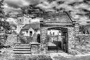 Steve Purnell - St Sannans Church Bedwellty 4 Mono