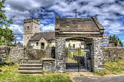 Steve Purnell - St Sannans Church Bedwellty 4