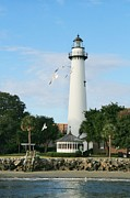 Mary Hershberger - St. Simons Island Light