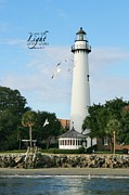 Mary Hershberger - St. Simons Lighthouse...