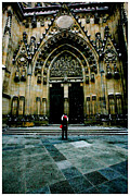 Synagogue Photo Originals - St. Vitus Cathedral by Paul Sutcliffe