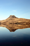 Wester Ross Prints - Stac Pollaidh  Print by Grant Glendinning