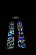 Grace Photos - Stained Glass at Grace Cathedral by David Bearden