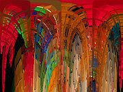 Ann Johndro-Collins - Stained Glass Cathedral