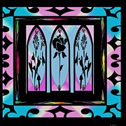 Joanie Leport - Stained Glass  