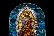 Stained Glass Pc 03 Print by Thomas Woolworth