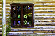 Lynn Palmer - Stained Glass Window Display