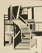 Suzanne Marshall - Stairs