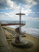 Costa Originals - Stairway Cadiz Beach by GKs World Of Photography