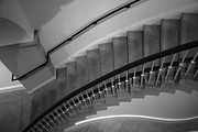 National Building Museum Photos - Stairway Study I by Steven Ainsworth