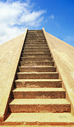 Stairway To Heaven Prints - Stairway to Heaven Print by Ann Powell