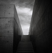 Brutalism Framed Prints - Stairway To Heaven Framed Print by Shaun Higson