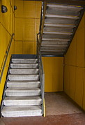 Stairwell Print by Sean Griffin