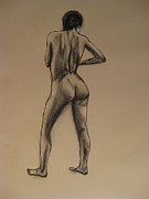 James Gallagher - Standing Nude