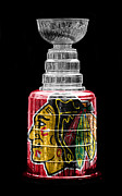 Stanley Cup 6 Print by Andrew Fare