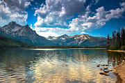 Awesome Prints - Stanley Lake Print by Robert Bales