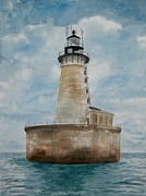 Lisa Pope - Stannard Rock Lighthouse