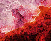Julie Turner - Star Dust Angel - Crimson
