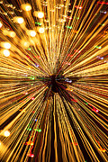 Illuminating Metal Prints - Star Lights Metal Print by Garry Gay
