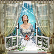 Bride Posters - Star of Wonder Poster by Dolores DeVelde