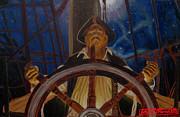 Star Pirates Print by John Paul Blanchette