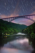 Mary Almond - Star Trails at New River