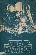 Star Wars Print by FHT Designs